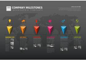 创意数据信息图表设计元素