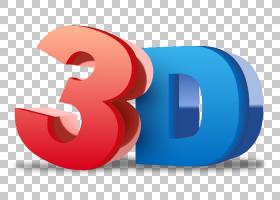 3D背景,编号,符号,徽标,红色,蓝色,计划,3D打印,三维空间,文本,3D