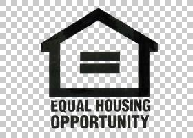 公平住房标志,线路,徽标,标志,文本,角度,正方形,美国联邦政府,歧图片