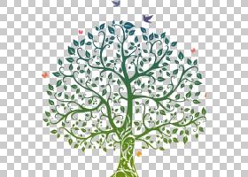 家谱团聚,花卉设计,创意艺术,线路,植物茎,分支,植物群,木本植物,