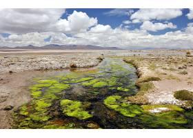 地球,沙漠,风景,风景优美的,天空,云,溪流,河,壁纸,
