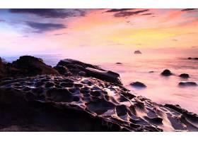 地球,日出,风景,风景优美的,悬崖,海洋,沙,日落,天空,云,壁纸,