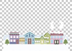圣诞节和新年背景,住宅区,财产,线路,回家,立面,文本,架构,正方形