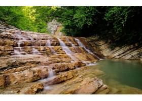 地球,瀑布,瀑布,壁纸,(24)