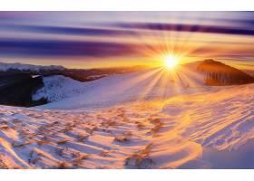 地球,阳光,日出,壁纸,图片