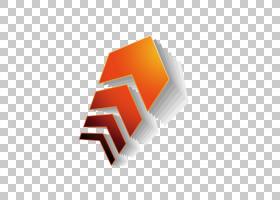 3D背景箭头,线路,徽标,角度,橙色,3D计算机图形学,3D电影,三维空