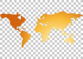 全球卡通,橙色,Fotolia,地理,公告牌,世界地图,地图,地球仪,世界,图片