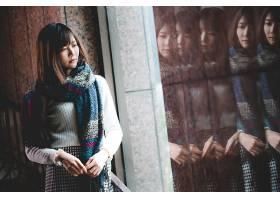 时尚现代美女高清壁纸