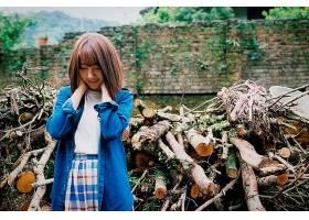 现代年轻女性高清摄影图