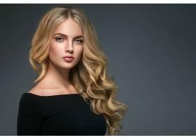 女人,模特,女孩,白皙的,蓝色,眼睛,妇女,长的,头发,壁纸,