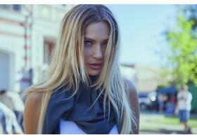 女人,模特,妇女,女孩,白皙的,蓝色,眼睛,深度,关于,领域,壁纸,(1)