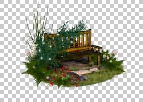 公园卡通,表,草,树,植物,Elek Benedek,花园里,喷泉,Krstarica,公