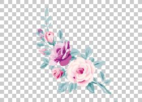 油画花,花园玫瑰,人造花,花卉,花束,植物,玫瑰秩序,玫瑰,插花,花