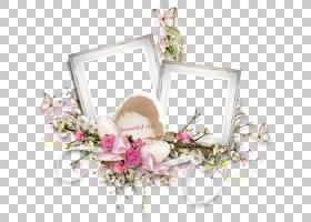 圣诞画框,人造花,花束,相框,花瓣,花卉,切花,插花,粉红色,圣诞节,图片