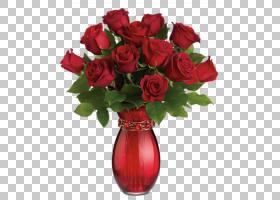 婚恋背景,红色,中心件,插花,切花,花卉设计,人造花,花瓶,蔷薇,玫