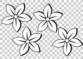 蝴蝶黑白,飞蛾与蝴蝶,圆,传粉者,着色簿,植物群,视觉艺术,花卉设