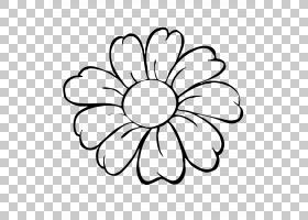 黑白花,树,植物群,黑白,线路,植物,圆,植物茎,白色,线条艺术,花瓣