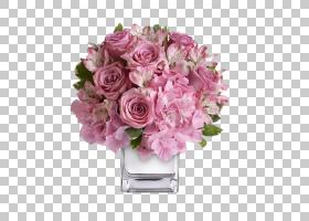 粉红色花卉背景,洋红色,插花,切花,蔷薇,花卉设计,花瓣,玫瑰秩序,