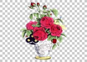 粉红色花卉背景,粉红色家庭,插花,花卉设计,蔷薇,玫瑰秩序,花盆,