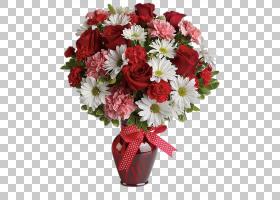 背景家庭日,花瓶,中心件,插花,非洲菊,人造花,花卉设计,花盆,粉红