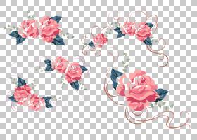 粉红色花卡通,植物群,视觉艺术,花卉设计,插花,玫瑰家族,植物,红