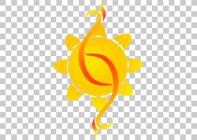 花符号,水果,花,橙色,黄色,计算机,天气预报,书写系统,符号,意义,