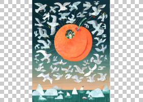 桃花,花,橙色,巴黎,罗尔德・达尔,博客,艺术展,文本,桃子,安娜贝