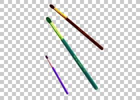 垒球棒,材料,线路,墨水,水墨画,绘图,水彩画,水墨画笔,画笔,绘画,