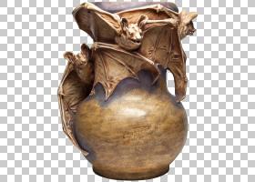 花瓶陶器,人工制品,雕塑,骨灰盒,玻璃质釉质,陶器,黄铜,瓷器,两栖