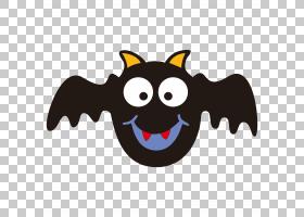 万圣节卡通背景,动画片,鼻部,蝙蝠,剪影,安卓系统,万圣节前夕,
