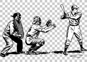 蝙蝠卡通,黑白相间,动画片,运动器材,鞋子,棒球裁判,本垒打,垒球,