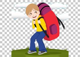 旅游男性,卡通,男性,孩子,游戏,草,材质,男孩,蹒跚学步的孩子,播