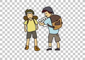 旅行帽,男性,体育器材,男孩,卡通,线路,孩子,棒球装备,关节,手,球