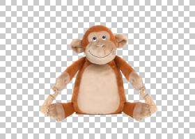 猴子卡通,填充玩具,床上用品,婴儿,袜猴,枕头,玩具,蹒跚学步的孩