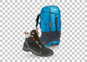 旅行蓝色背景,步行鞋,滑雪靴,绿松石,雪靴,户外鞋,鞋,启动,水,电