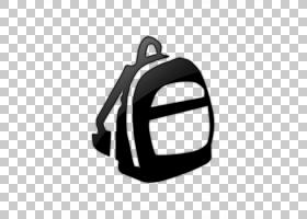 iPhone徽标,体育器材,徽标,黑色,符号,移动电话,iPod,包,背包,IOS