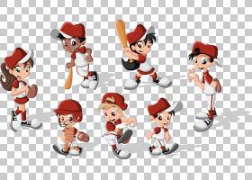 圣诞老人卡通,圣诞老人,手,圣诞装饰品,圣诞节,球,棒球帽,击球手,