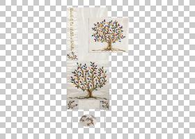 生命之树,鲜花,成人礼,卡巴拉,丝绸,酒吧和蝙蝠成年礼,烛台,木帕,