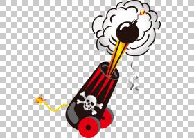 炸弹卡通,技术,线路,绘图,皮带,壳牌,炸弹,火器,火炮,弹药,加农炮