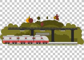 火车卡通,车辆,草,动画片,绘图,高铁,机车,铁路站台,火车站,铁路