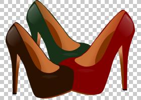 女性卡通,碱性泵,高跟鞋,鞋类,庭院鞋,礼服鞋,牛仔靴,服装,运动鞋