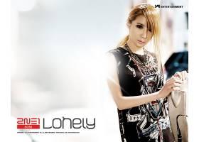 音乐,2NE1,带,(音乐),南方,韩国,壁纸,(11)