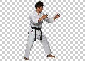空手道GI站立,手臂,日本武术,服装,关节,运动服,kenpō,服装,Dobo