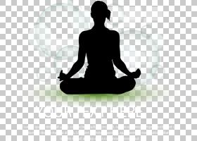瑜伽背景,手,关节,体质,坐着,剪影,瑜伽,软件,冥想,