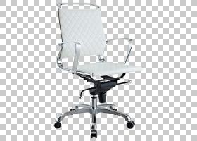 办公椅办公椅,扶手,塑料,电脑桌,Bicast皮革,会议中心,人背,室内