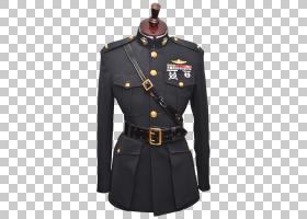 陆军卡通,军衔,大衣,套筒,衬衫,夹克,服装,皮带,军服,着装,陆军军