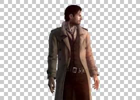 外套卡通,正式着装,套装,绅士,大衣,外衣,视频游戏,游戏,皮带,服