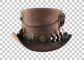 顶帽卡通,皮带,棕色,袖珍手表,帽,牛仔帽,圆顶礼帽,护目镜,头盔,