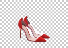 芒果卡通,新娘鞋,系带鞋,碱性泵,红色,高跟鞋,鞋类,绒面革,连衣裙