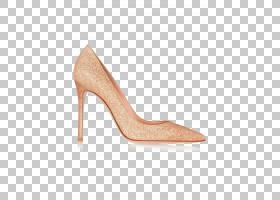 金色背景,高跟鞋,米色,桃子,动画片,女人,豹子,时尚,黄金,脚跟,鞋